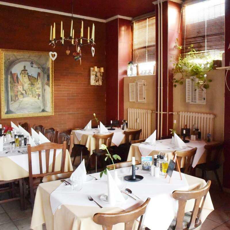 italienisches restaurant in berlin tegel. Black Bedroom Furniture Sets. Home Design Ideas